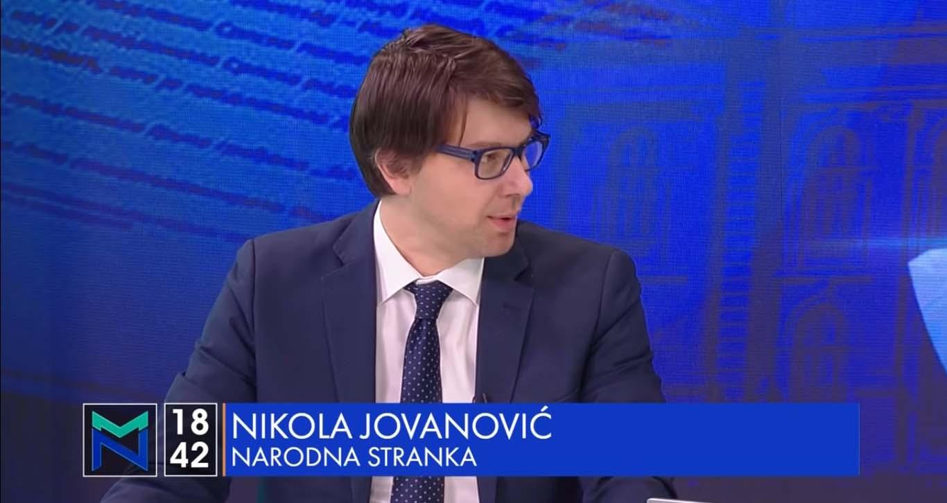 Јовановић за Директно: Нема разлога да се Вучић инати, неопходна је сарадња да победимо вирус