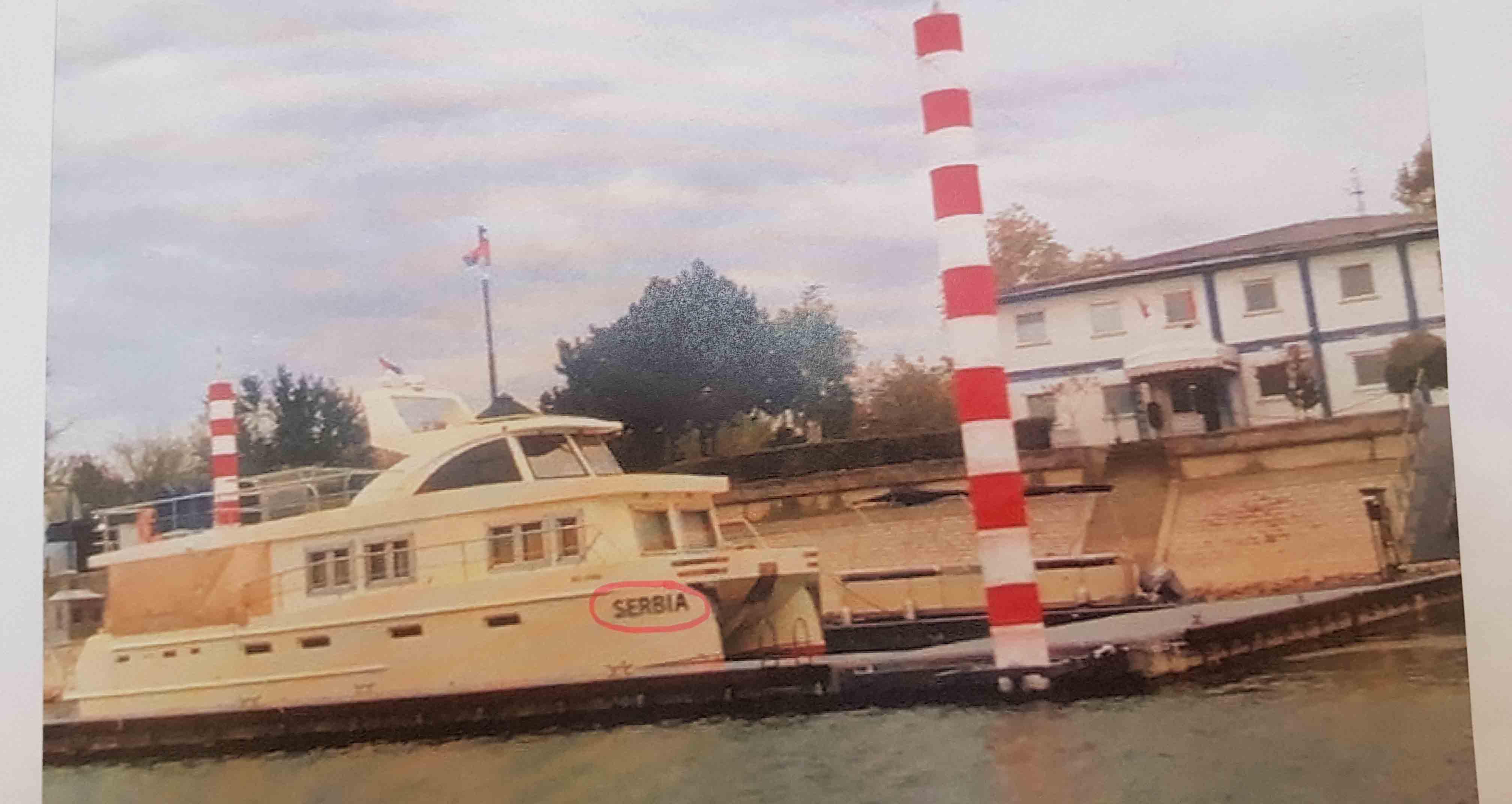 Алексић: Да ли је власник Јовањице поклонио брод БИА