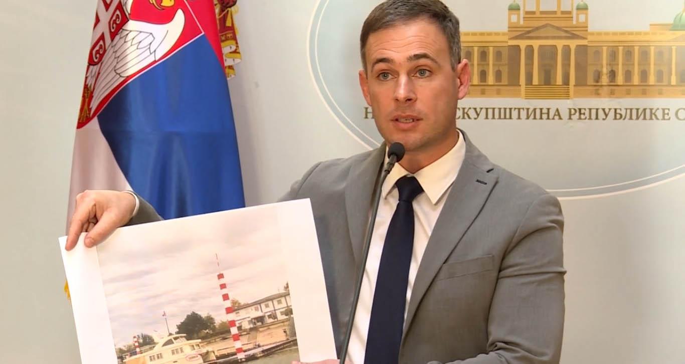 Алексић: БИА да одговори како је набављен брод Србија