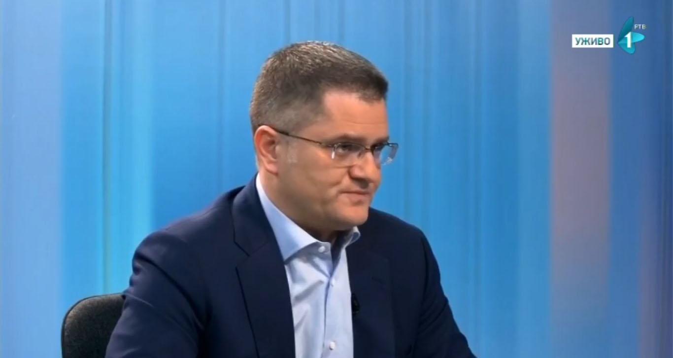 Јеремић: Не може се у бојкот до пола - или бојкотујеш лажне изборе или не