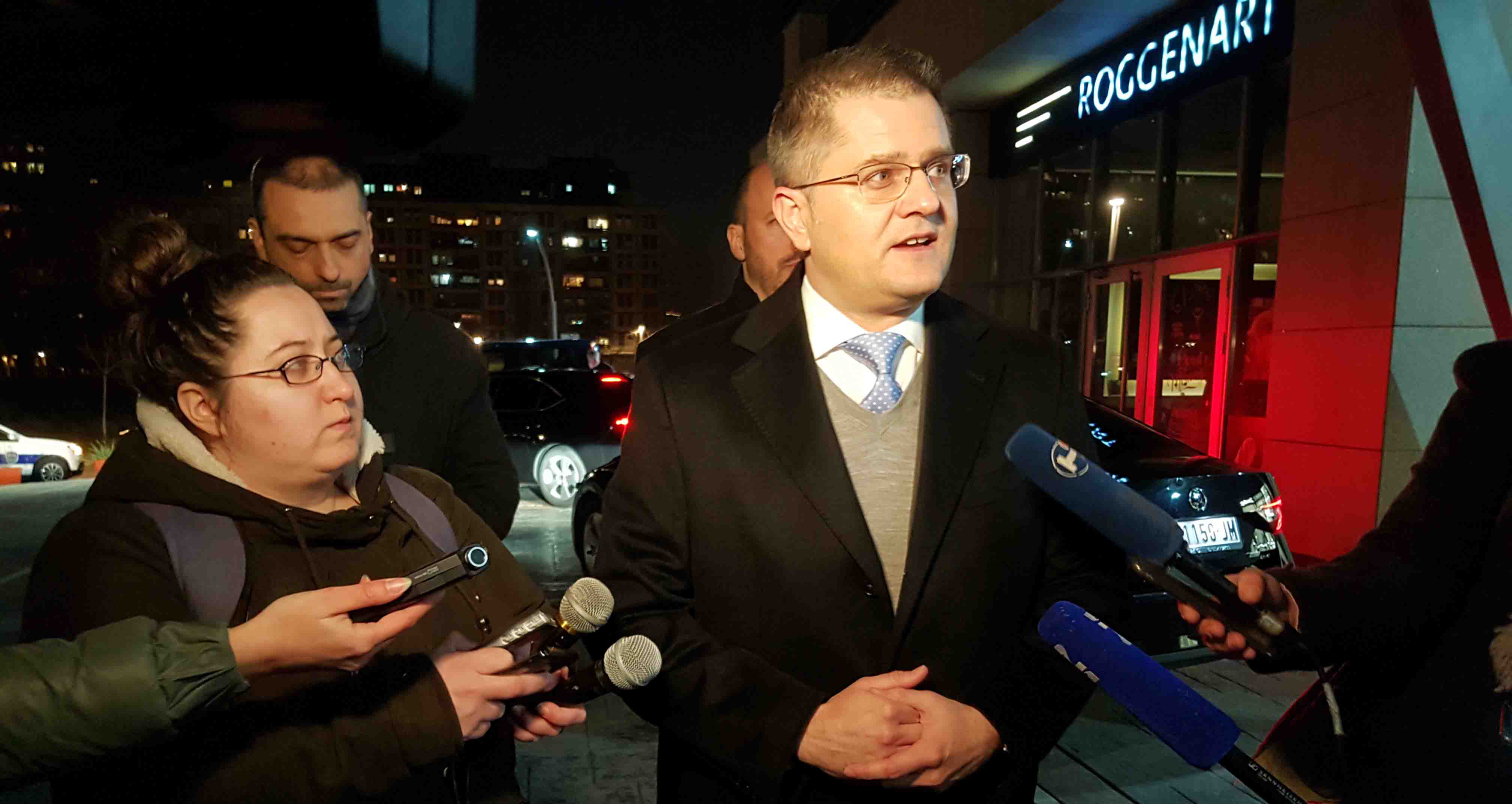 Јеремић Вархејиу: Став СЗС непромењен – бојкотоваћемо изборе