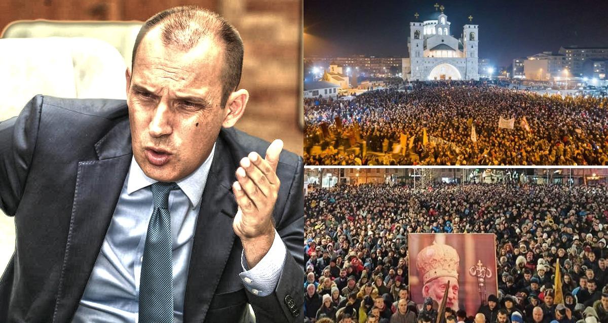 Народна странка поднела кривичну пријаву против Лончара због изјаве о Црногорцима