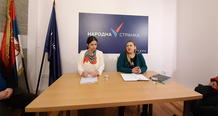 Светлана Козић (Кикинда): Стоп кршењу Устава