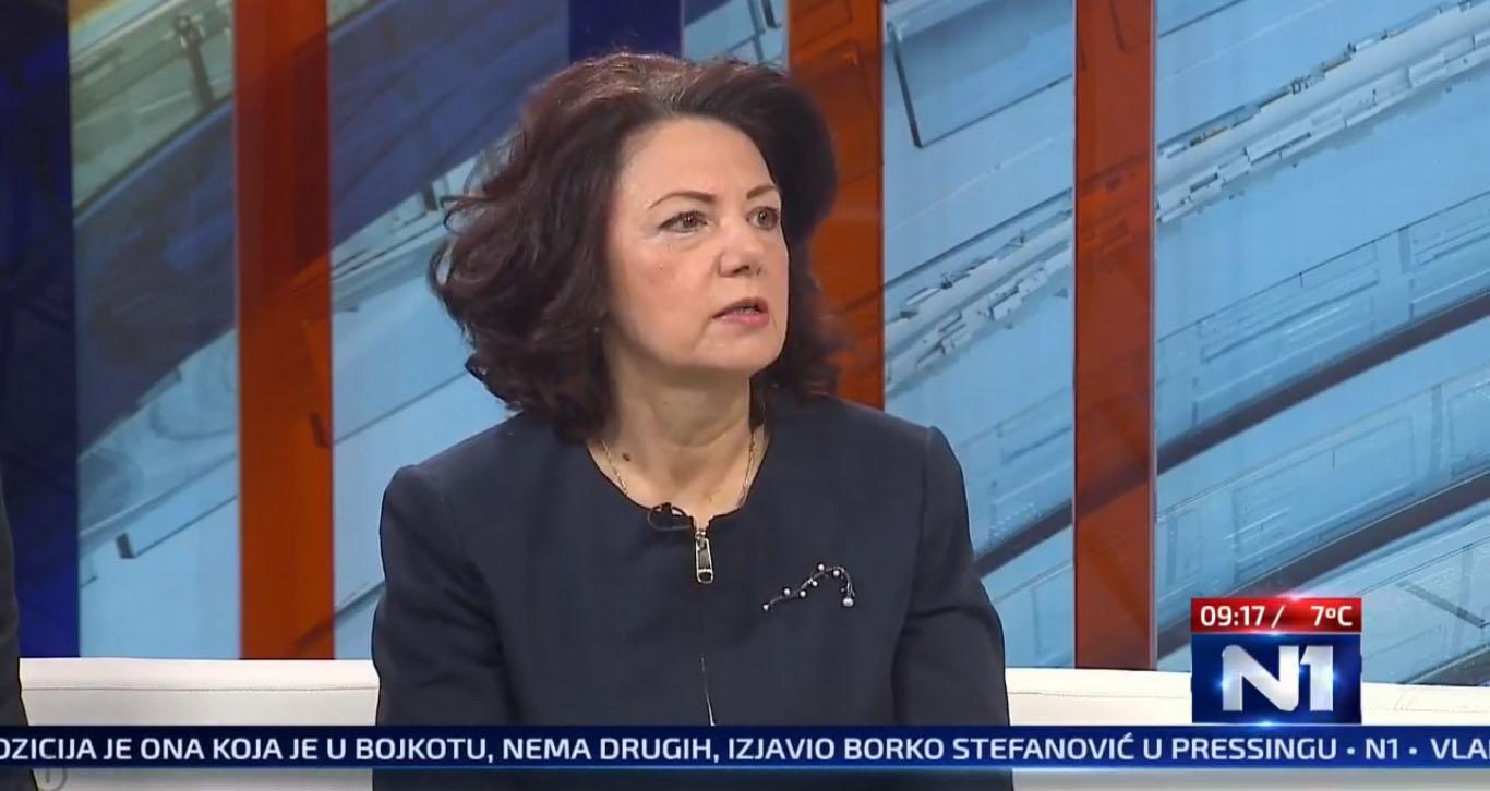 Санда Рашковић Ивић: Излазак на изборе значи учествовање у фарси и бесмислици