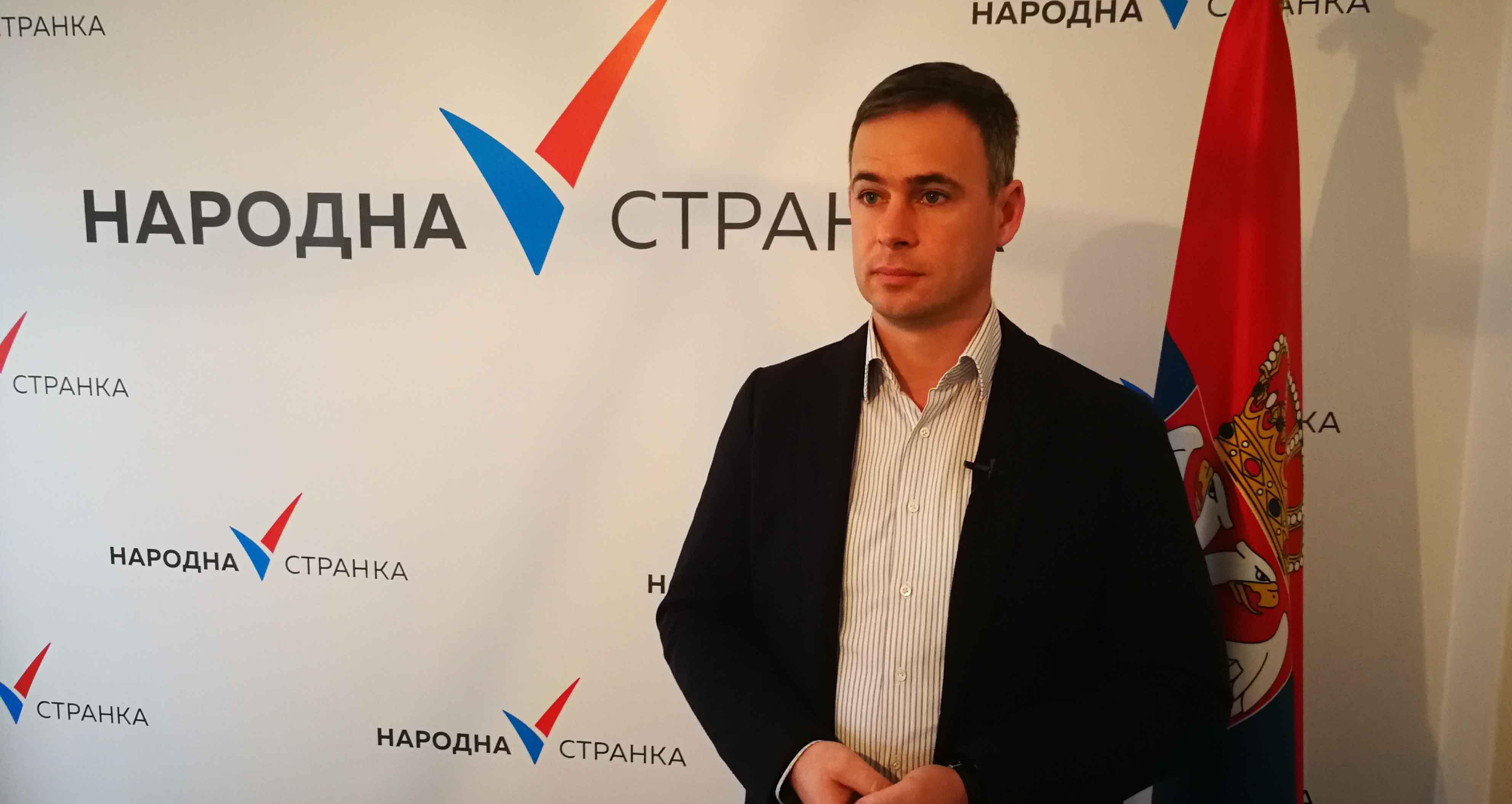 Алексић за Данас: Сви докази су у Вучићевом и Колувијином телефону