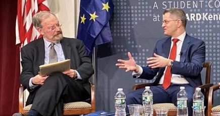 Јеремић на Харварду: Западни Балкан чине клептократске диктатуре, чир пуца у Црној Гори