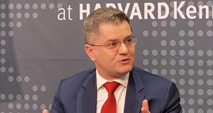 Јеремић: Кредибилитет Европе је на испиту