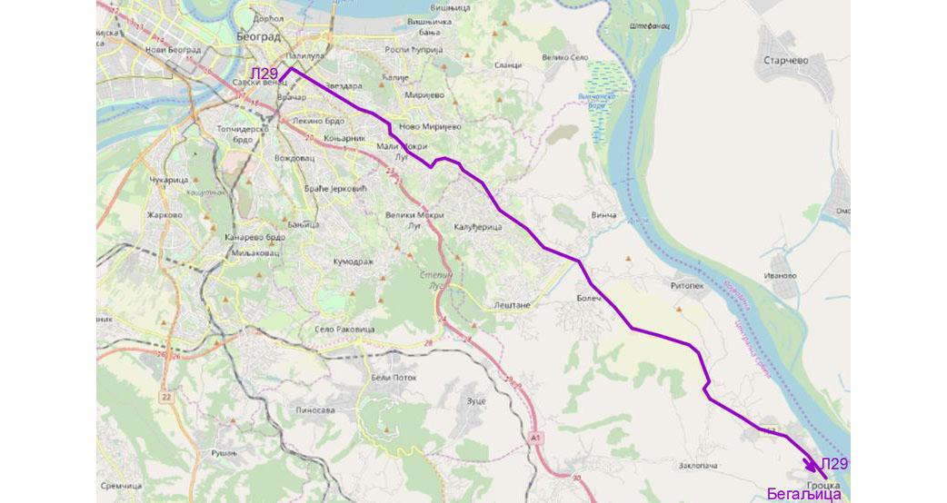 Народна странка Београд: Изменити линије за превоз, људи пешаче и по пет километара до станице