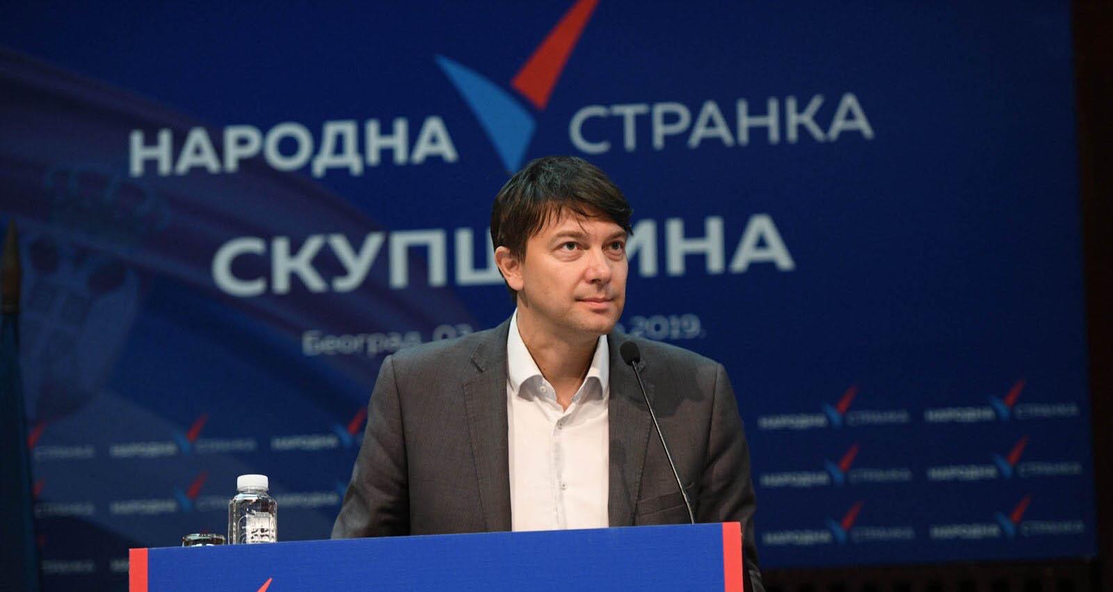 Јовановић: Не смањивати расходе за здравство