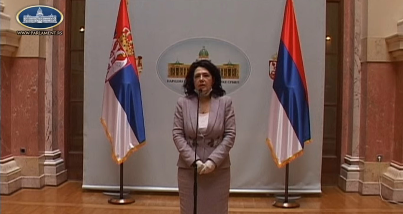 Санда Рашковић Ивић: Вучићу се сада жури на изборе, јер ће се на јесен видети сва пропаст