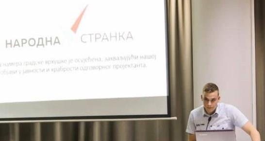 Омладина Народне странке Суботица: Град милионе поклања таблоидима, а пензионерима пакети од 600 динара