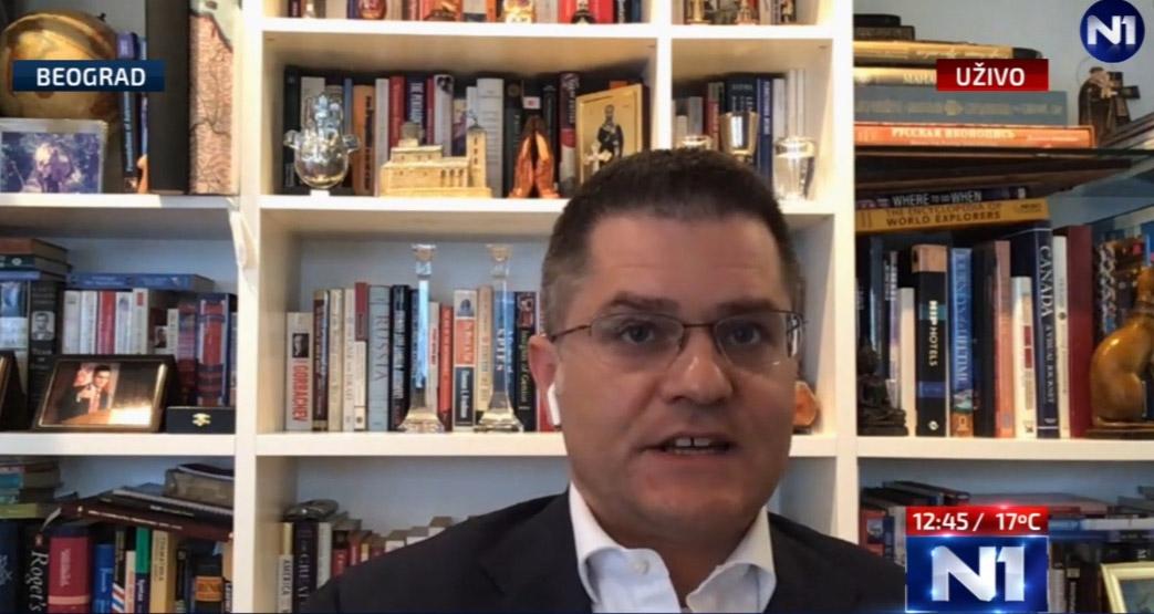 Јеремић: Власт у Србији непотребно ушла у свађу са ЕУ током епидемије