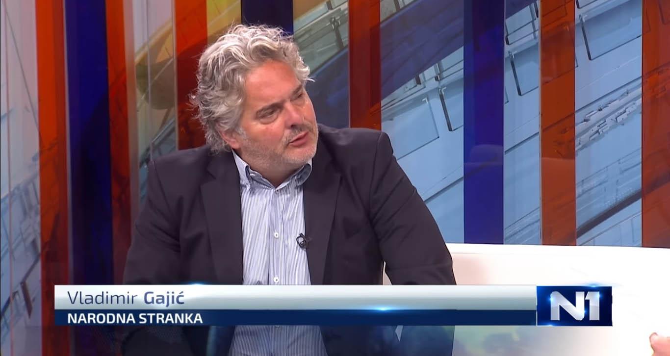 Гајић: Народна странка држи реч, нећемо променити одлуку о бојкоту, изборни услови катастрофални