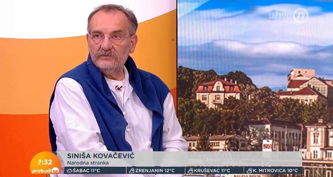 Ковачевић: Борбу за фер изборе наставићемо са јачим аргументима и после 21. јуна