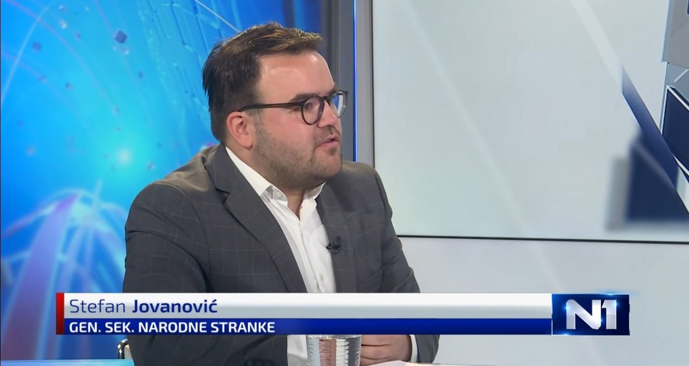 Јовановић: Скупштина након избора 21. јуна не може имати легитимитет