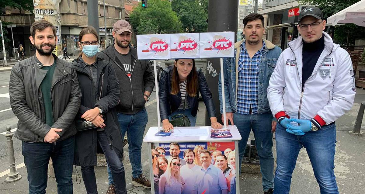 Омладина Народне странке покренула петицију да нови директор РТС-а постане Жељко Митровић