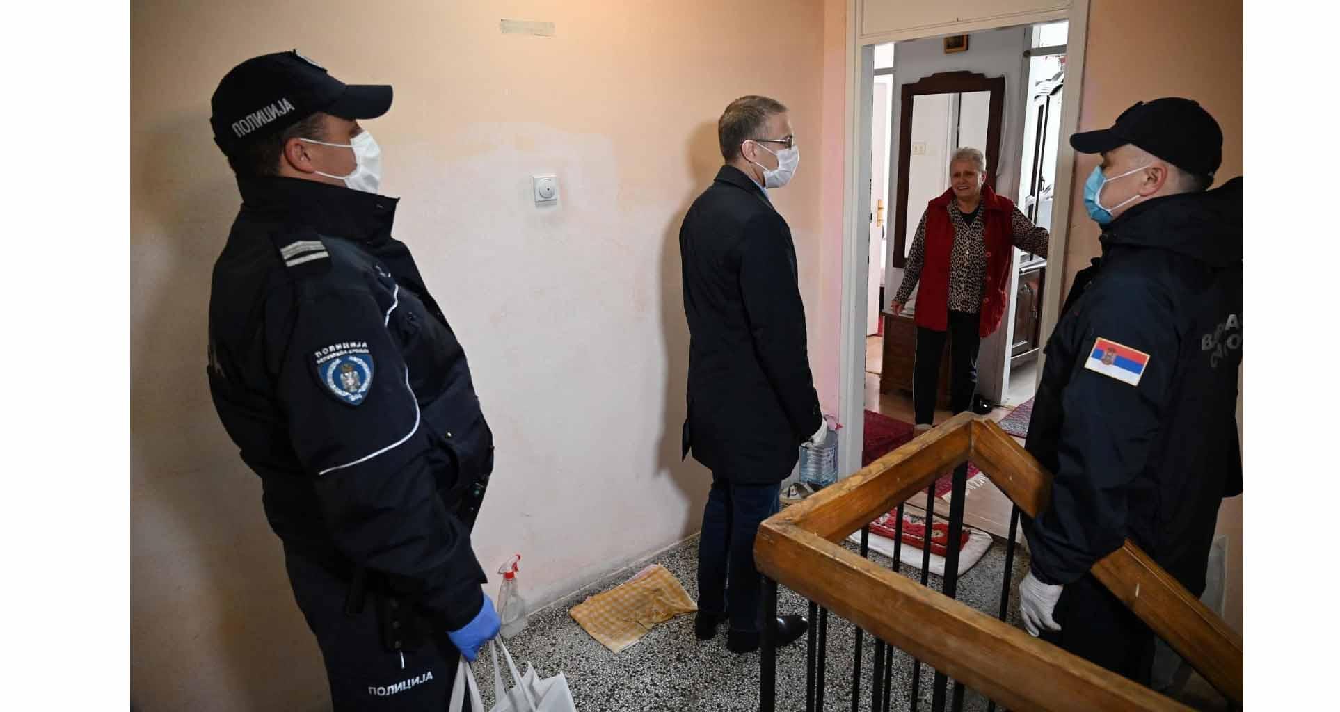 Народна странка Вождовац: Стефановић злоупотребљава ванредно стање и води кампању СНС-а