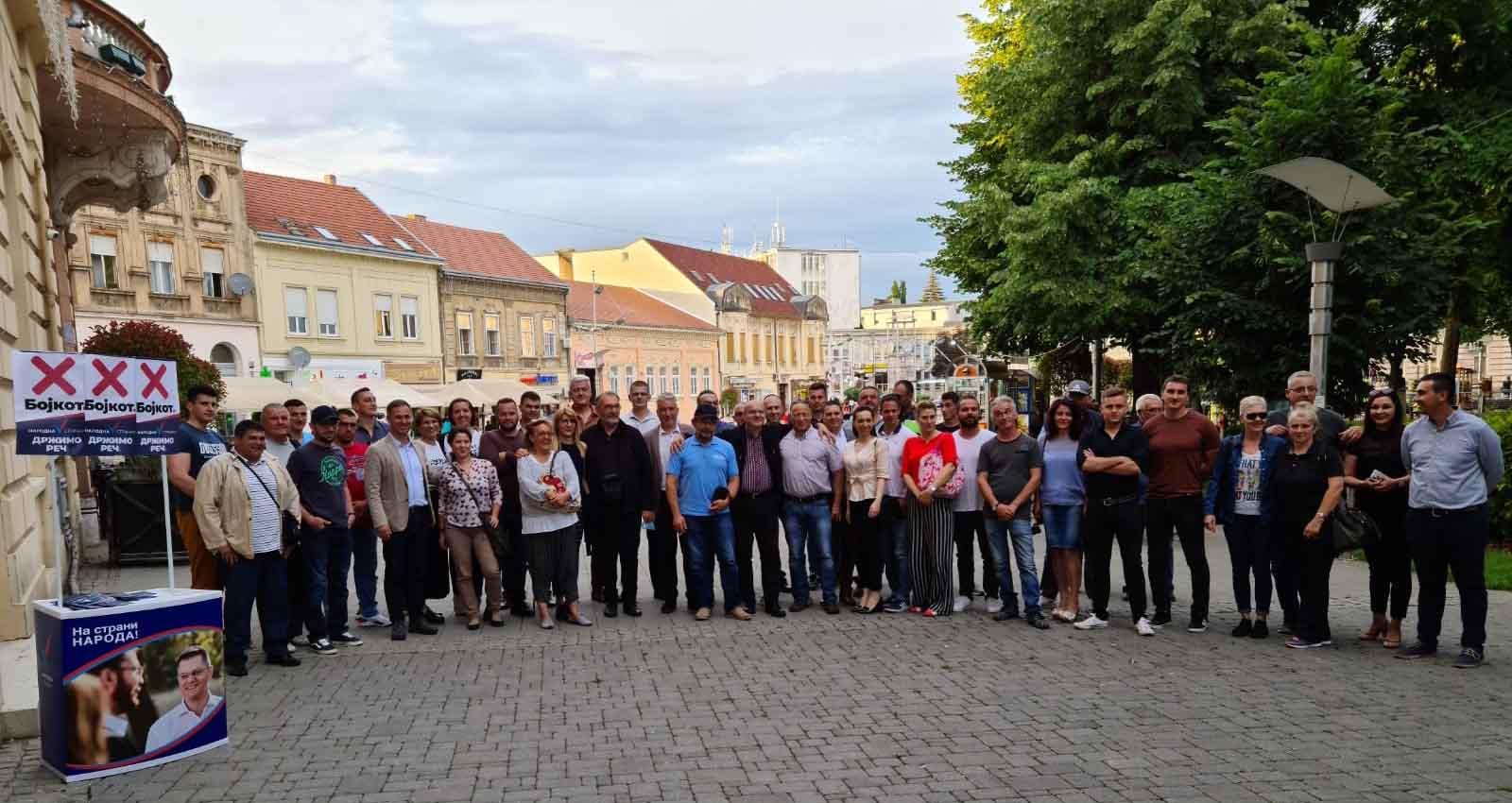 Ковачевић: Све странке које учествују на изборима су испод Вучићевог пазуха