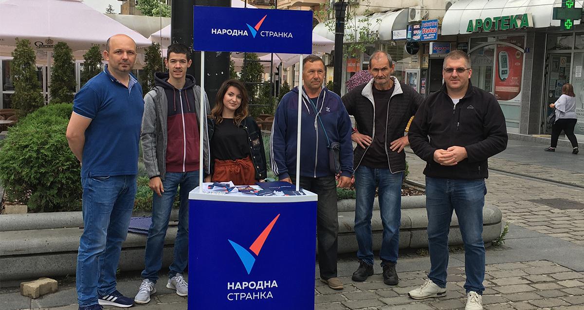 Народна странка Крагујевац: Настављамо још јачу борбу за слободан Крагујевац
