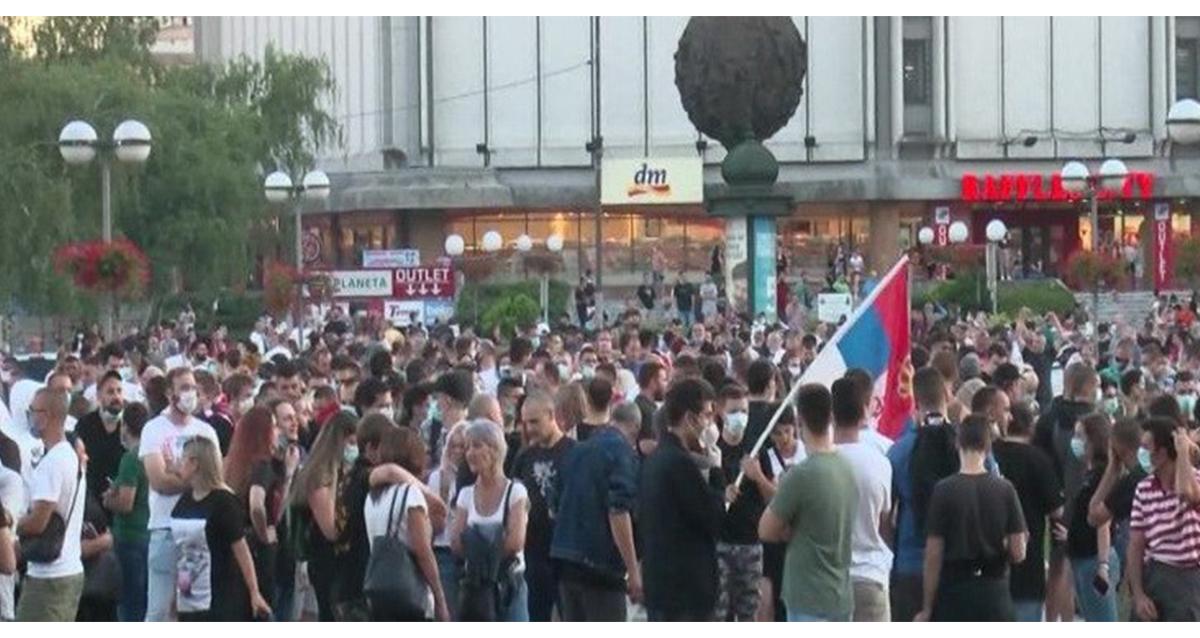Народна странка Крагујевац: Отпор диктатури легитимним средствима