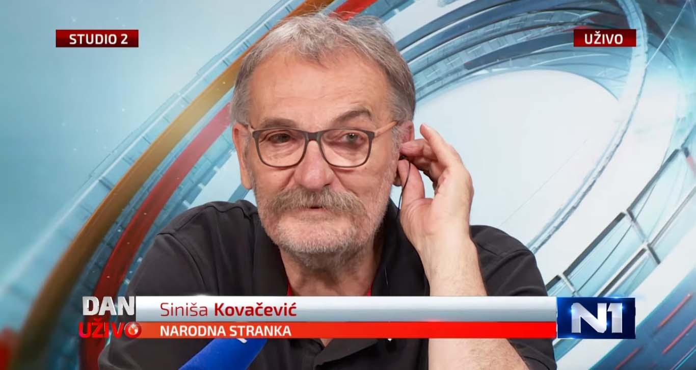 Ковачевић: Опозиција што пре да одреди кандидате за председника Србије и градоначелнике