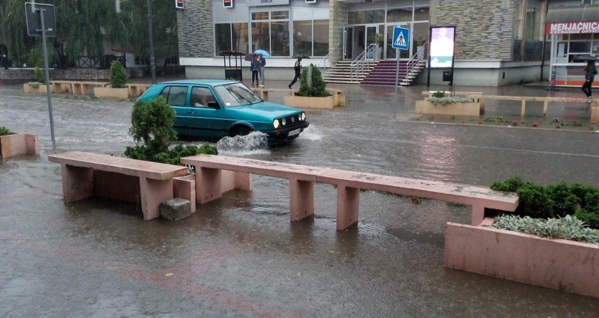 Народна странка Зајечар: Заштити град од честих поплава