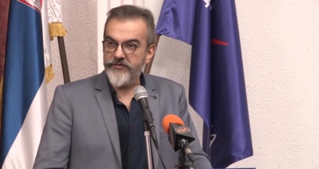 Чиплић: Нико са универзитета није подигао глас против пребијања студента Милана Вујића