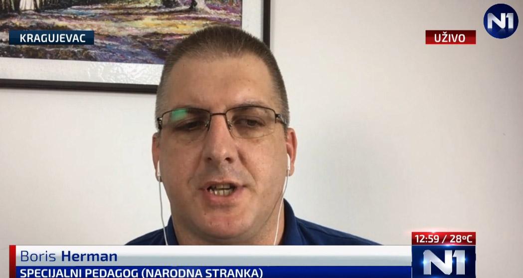 Херман: Ухапшени директор старачког дома фалсификовао документацију
