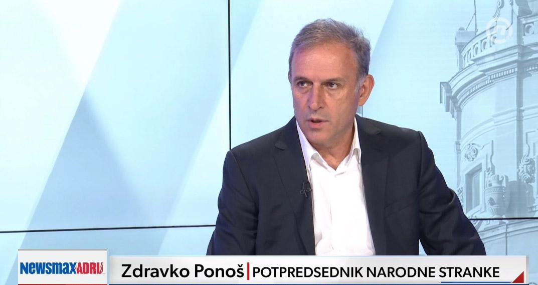 Понош: Отказивање војне вежбе у Белорусији је резултат рикошет спољне политике
