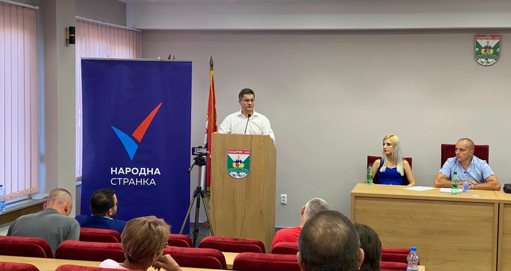 Јеремић: Србија може да стигне Хрватску и Словенију