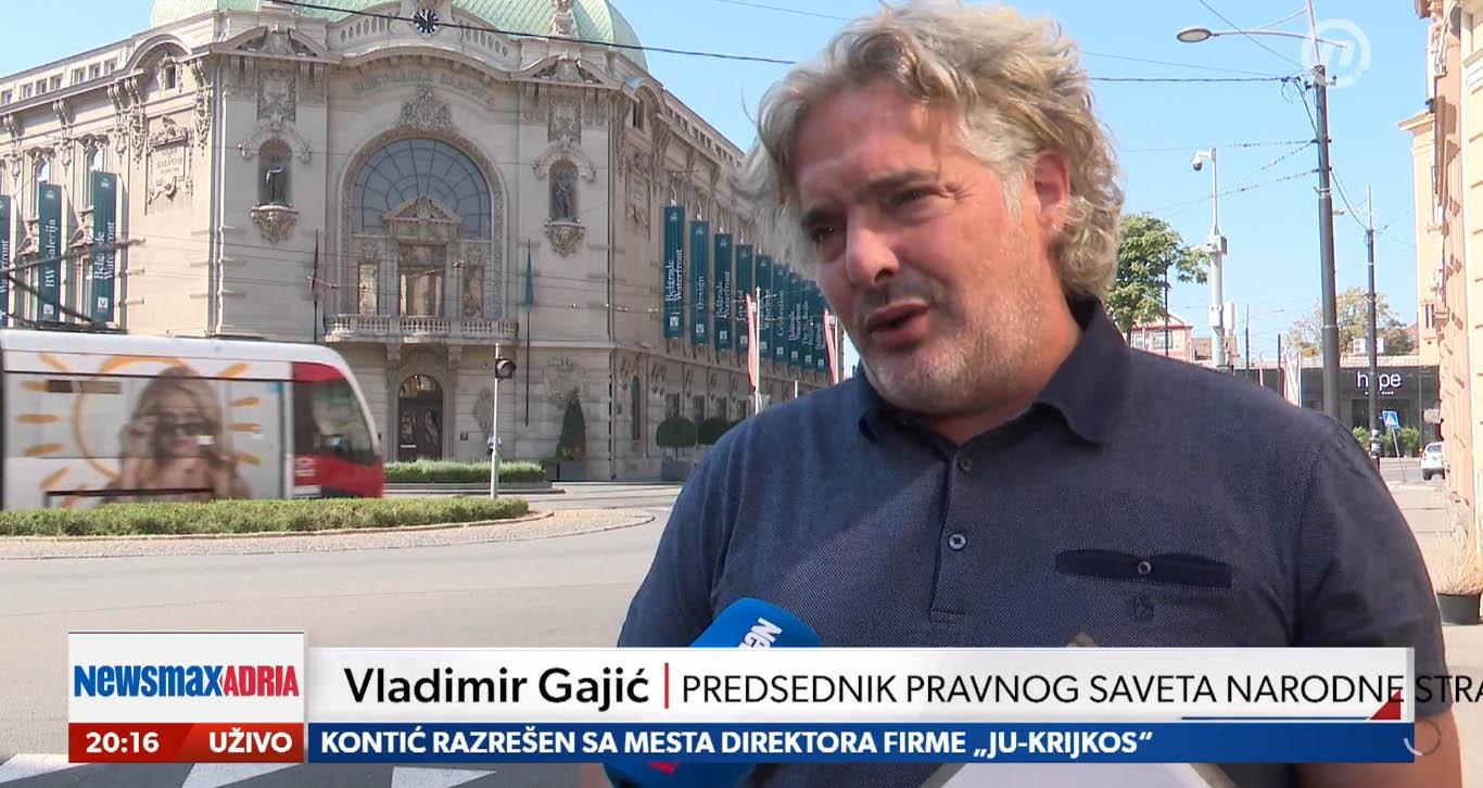 Гајић: Београд на води могао би да буде уклоњен као бесправна градња