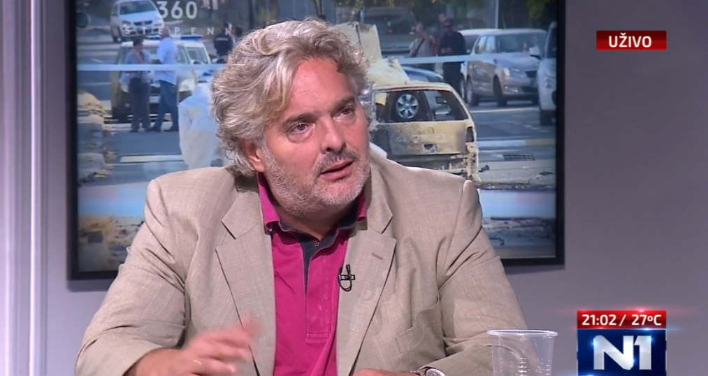 Гајић: Повратком Радикала и СПС на власт, вратили се и криминал и насиље