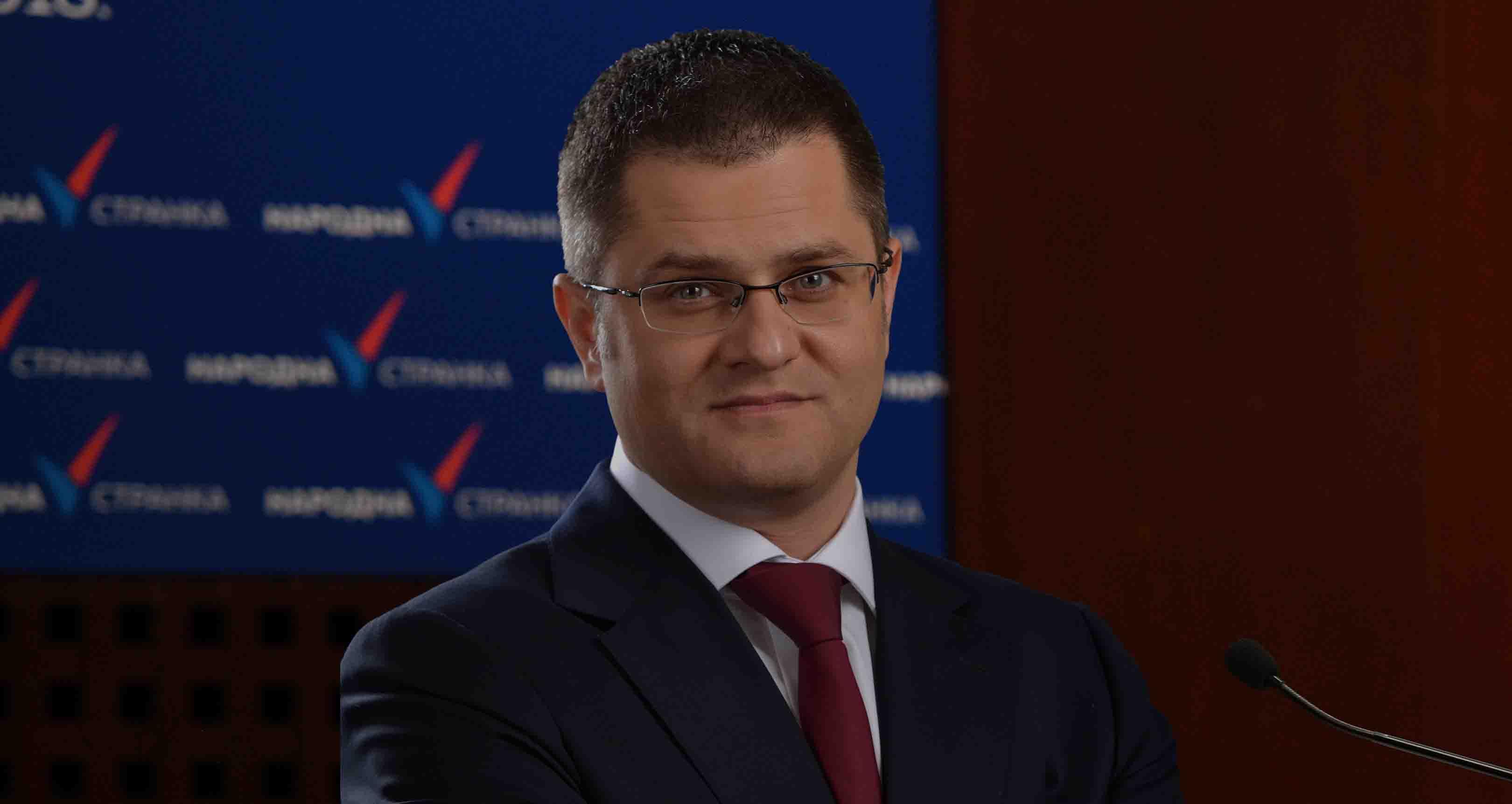 Јеремић честитао Бечићу избор за председника Скупштине Црне Горе