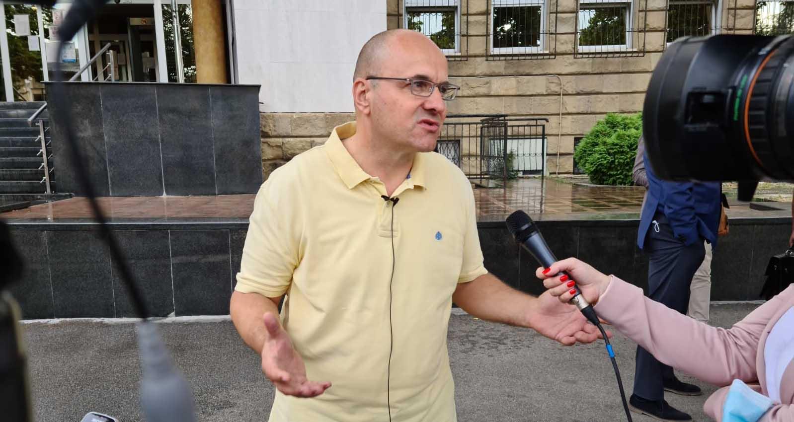 Новаковић о одбијању оптужбе пред Специјаним судом: Никада ништа незаконито нисам  урадио