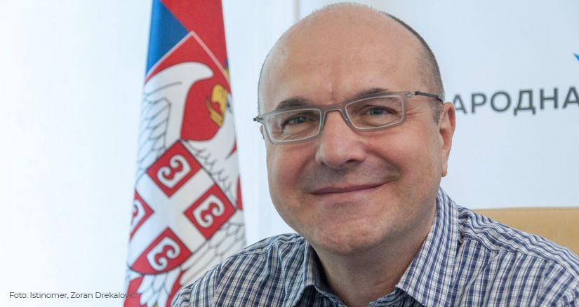Новаковић: Нема компромиса са Вучићем нити повлачења у борби против режима
