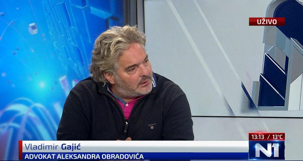 Гајић: Вучић је понизан према јачима, обратио је пажњу на Фондацију Клуни