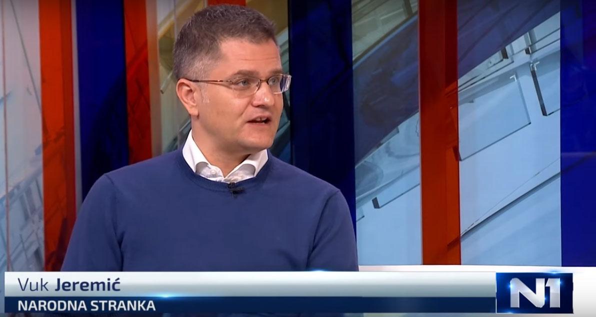 Јеремић: Озбиљни људи са озбиљним намерама да се договоре о изборним условима
