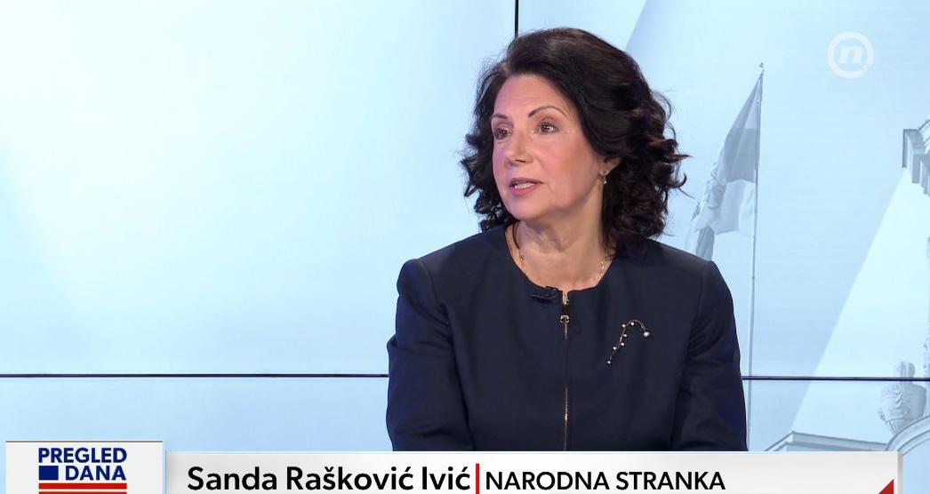 Санда Рашковић Ивић: Спремни смо за дијалог о изборним условима