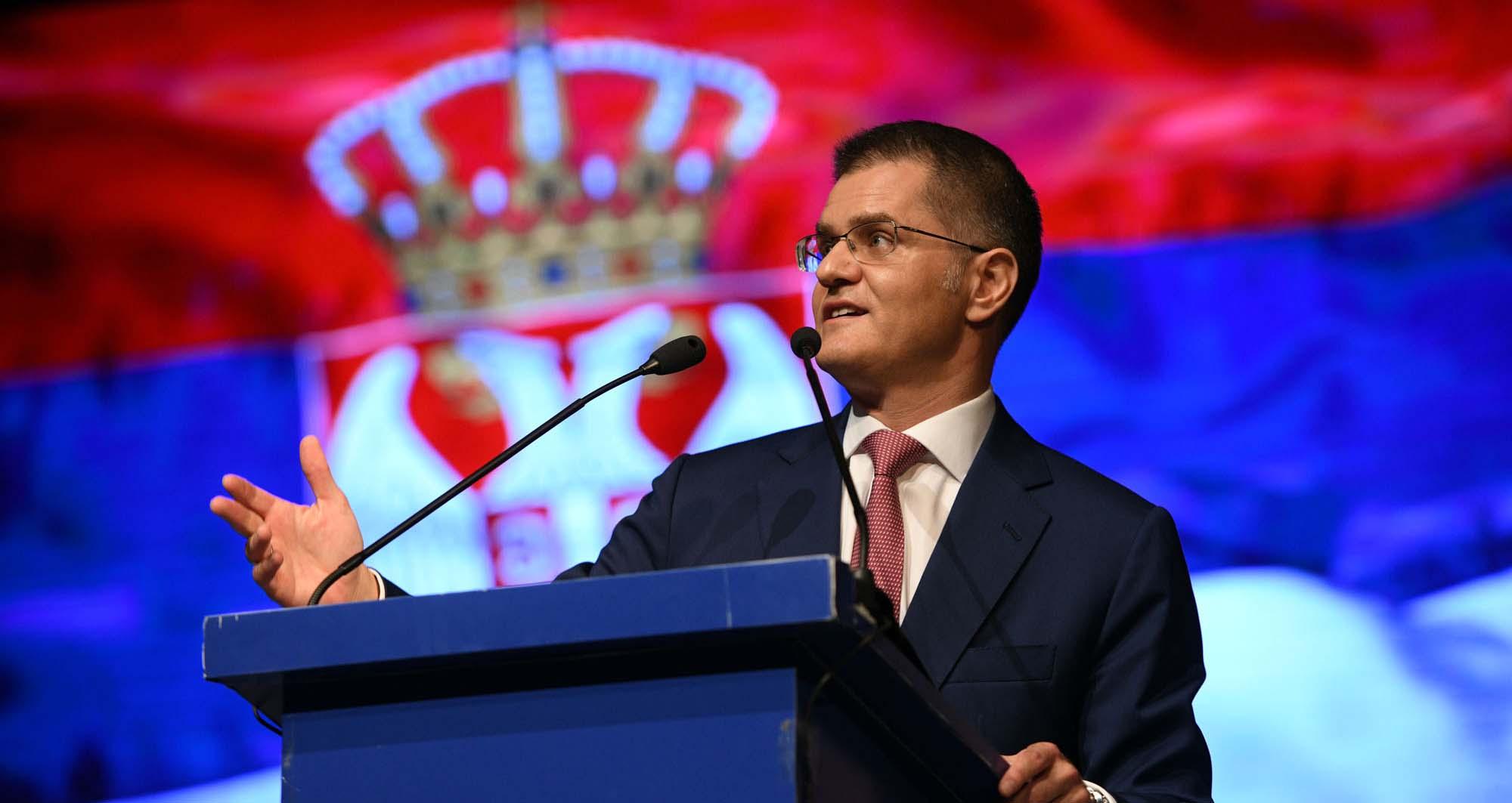 Јеремић: Народна странка наступаће самостално, рад на терену апсолутни приоритет