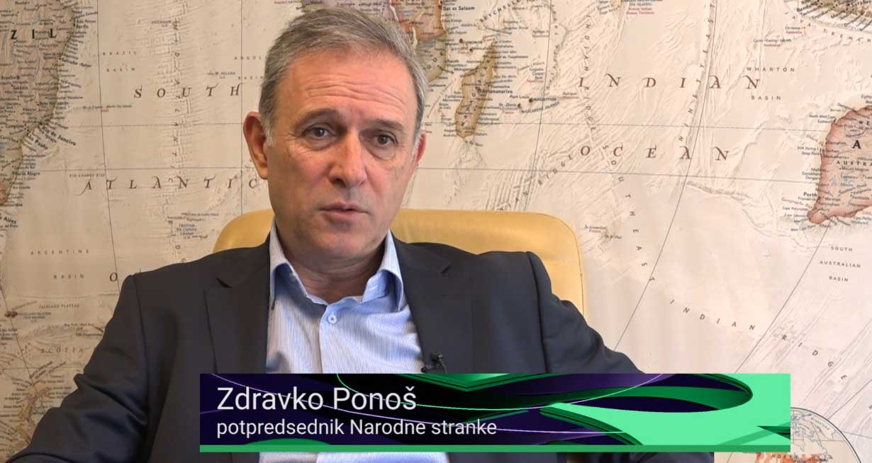 Понош: Нова Влада Србије је импотентна штих проба