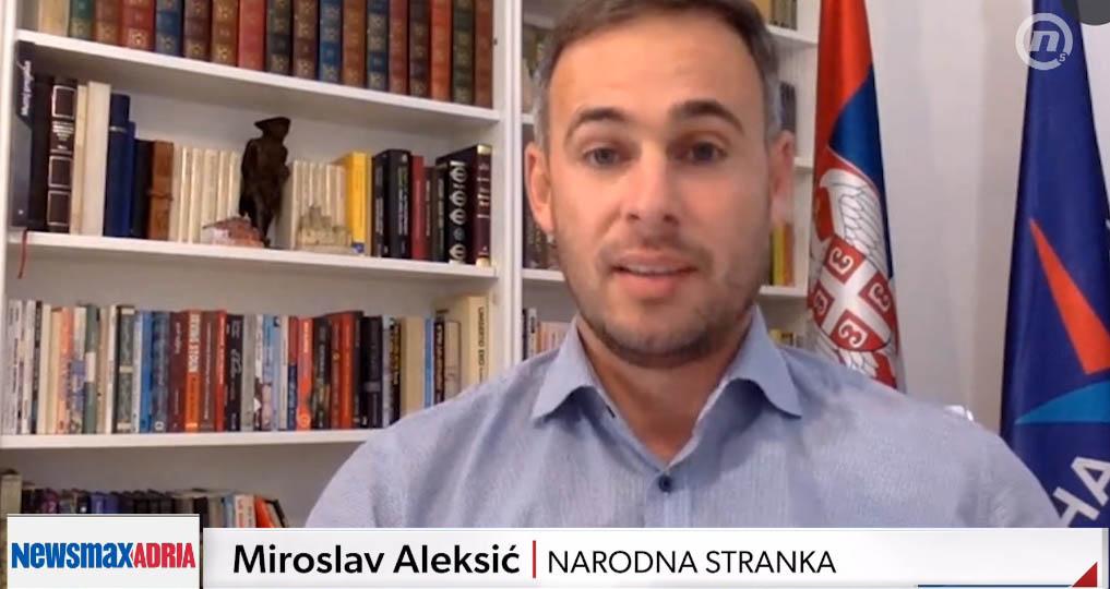 Алексић: Анђелка Атанасковић није ништа некомпетентнија од осталих у Влади Србије