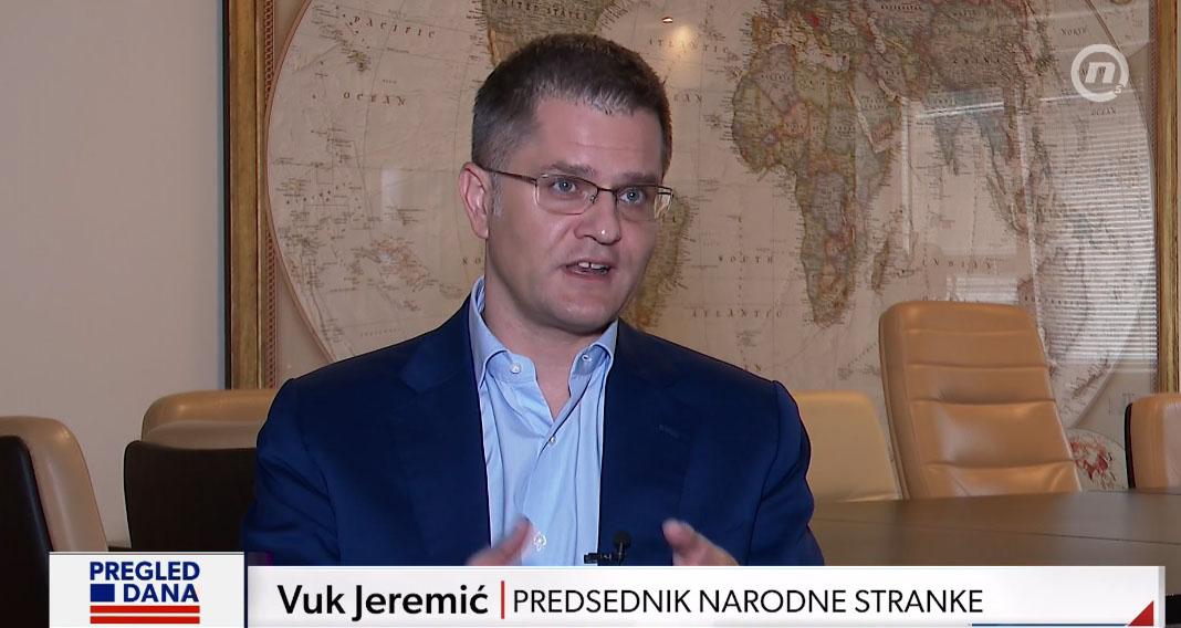 Јеремић: Насиље у Србији је све израженије