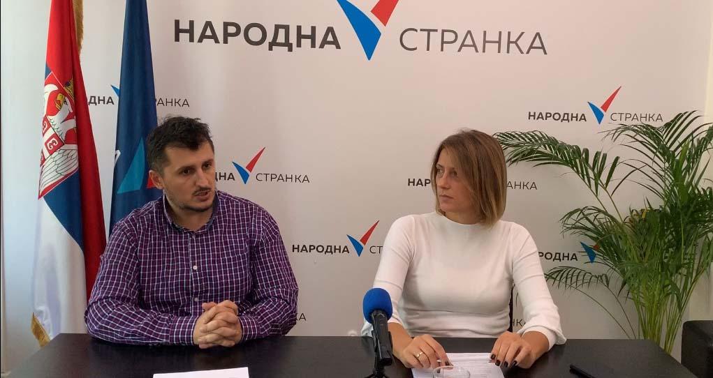 Народна странка покренуће поступак пред Уставним судом за Око соколово