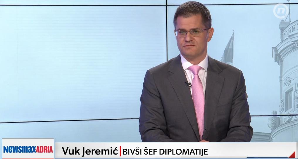 Јеремић: Америка неће мењати однос према Србији без обзира ко ће бити председник