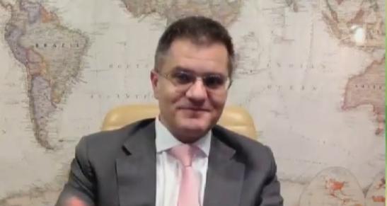 Јеремић: Неће бити брзог решења за Косово без обзира ко ће победити у САД