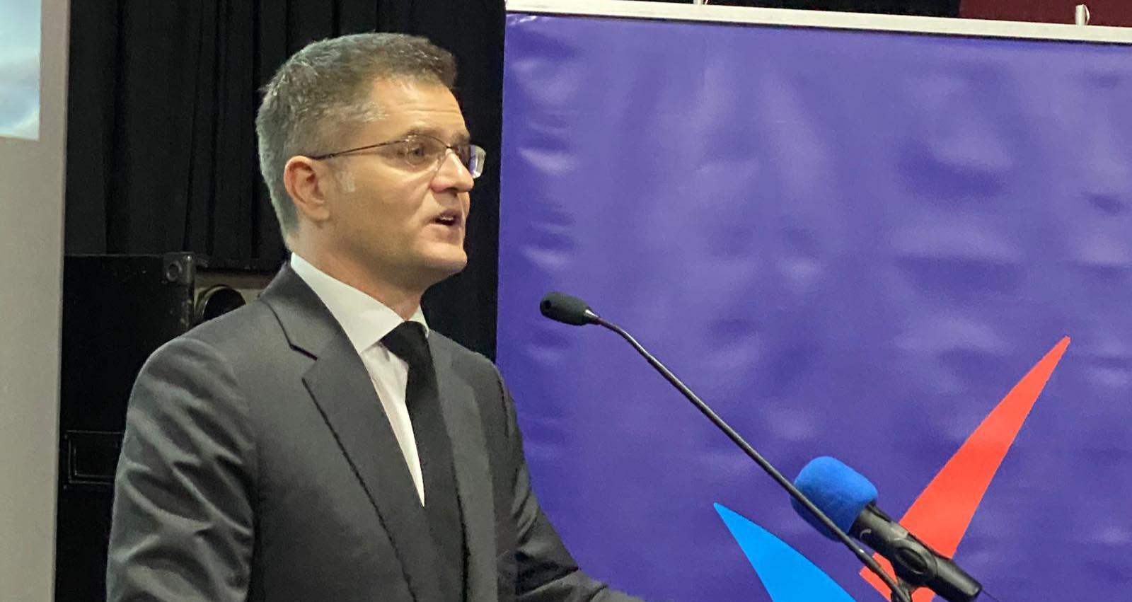 Јеремић: Србија је пред великим изазовима, потребна нам је саборност