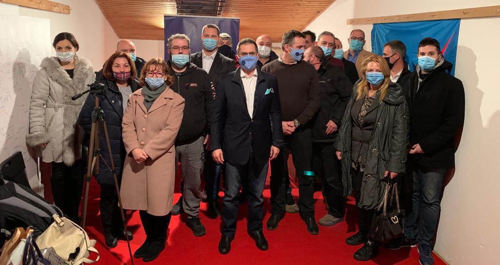Народна странка Раковица: Тешмановић изабран за председника општинског одбора