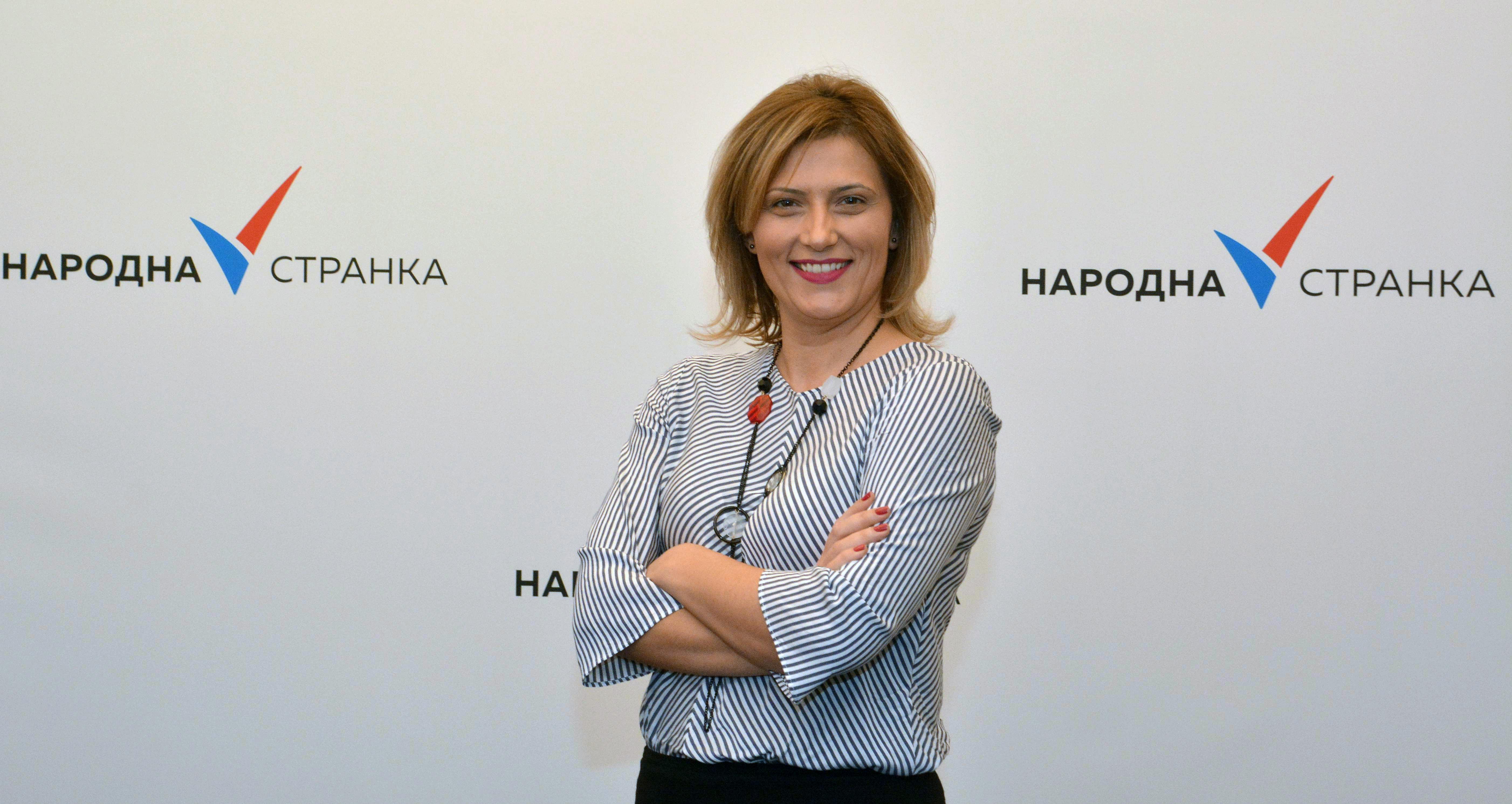Марина Л. Танасковић: Неслагање са ССП-ом око принципијелних, а не техничких ствари
