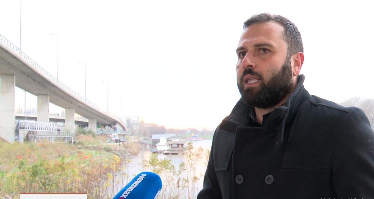 Анђелковић: Нестручно решавање проблема Чукаричког рукавца може да изазове проблем на међународном нивоу