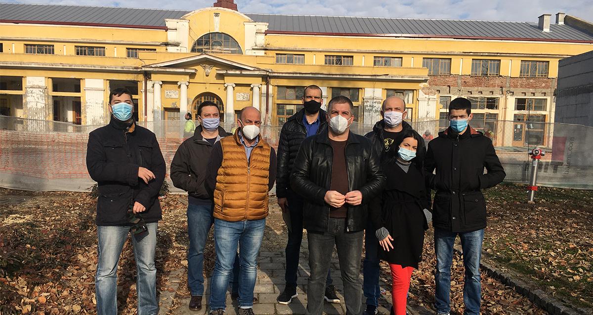 Народна странка Крагујевац: Град да сачува своја обележја